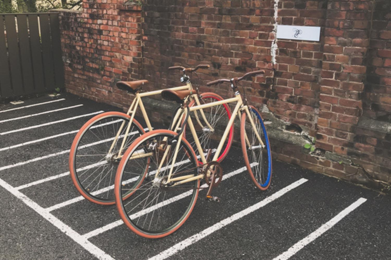 """自分だけの自転車に""""cocci pedale"""""""