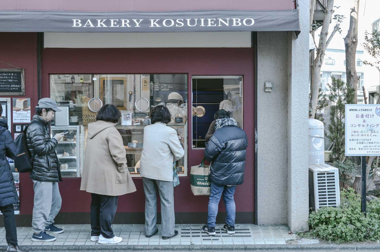 """家の近くのパン屋を巡る。西武多摩川線""""白糸台""""付近の美味しいベーカリー2軒。"""